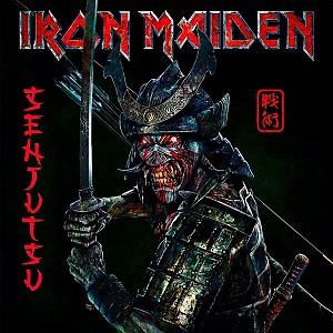 Iron Maiden - Senjutsu [LP] (3vinyl)