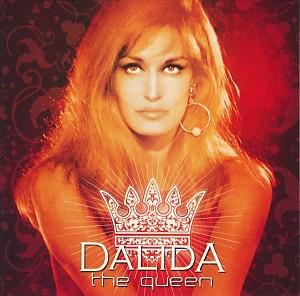 DALIDA - THE QUEEN  (cd)