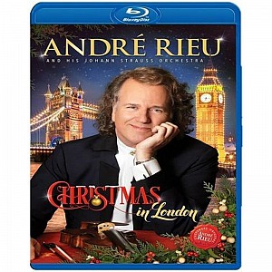 Andre Rieu - Christmas In London (blu-ray)