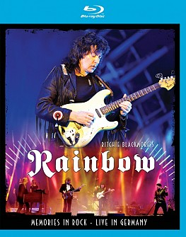 BLACKMORE'S RAINBOW - Memories In Rock -Live in Germany (blu-ray)