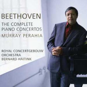 BEETHOVEN - THE COMPLETE PIANO CONCERTOS  1-5/PERAHIA (CD)