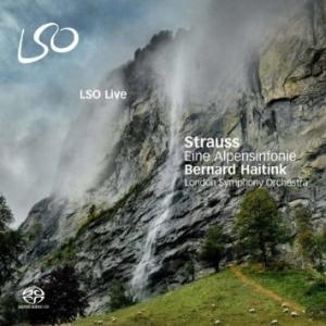 STRAUSS - Eine Alpensinfonie (Haitink/LSO) (sacd) DSD