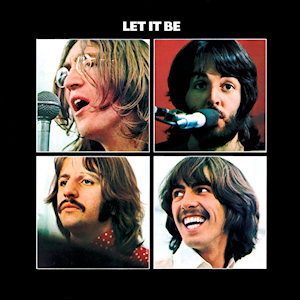 BEATLES THE - LET IT BE [cd]