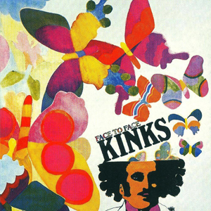 KINKS The - Face To Face [180g coloured LP] (vinyl)