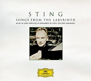 Sting - Songs from the Labyrinth (cd)