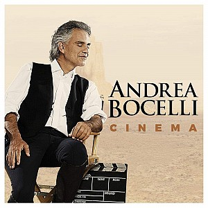 Andrea Bocelli - Cinema [LP] (2vinyl)