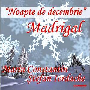 MADRIGAL - Noapte De Decembrie [recita Stefan Iordache] (cd)