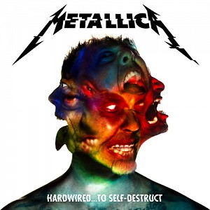 Metallica - Hardwired To Self Destruct [Romanian Version] (2cd)