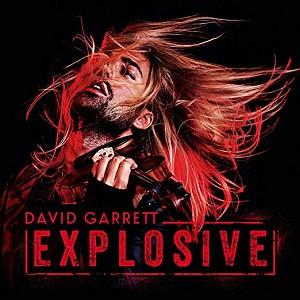 David Garrett - Explosive [2LP] (red vinyl)