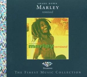 BOB MARLEY - MARLEY  REMIXED - SHAKE DOWN - [cd]