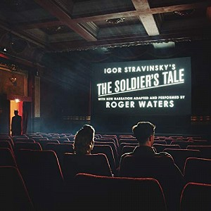 Roger Waters - The Soldier's Tale-Narrated By Roger Waters (cd)