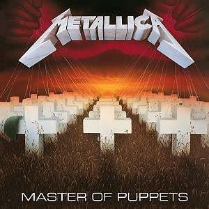 Metallica - Master Of Puppets [remastered 2016] (cd)