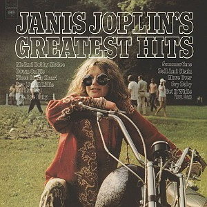 Janis Joplin - Greatest Hits [Lp 2018] (vinyl)