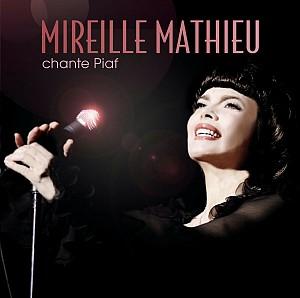 Mireille Mathieu - Chante Piaf (cd)