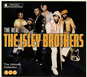 Isley Brothers The - The Real The Isley Brothers [Box] (3cd)
