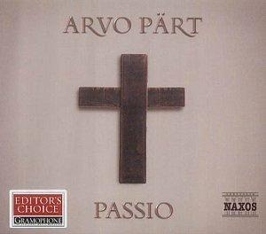 ARVO PART - PASSIO [cd]