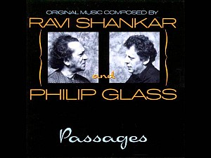 Ravi Shankar/Philip Glass - Passages (cd)