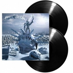 HELLOWEEN - My God-Given Right [Black LP] (2vinyl)