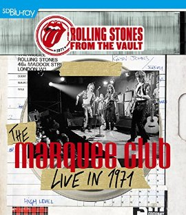 ROLLING STONES The - From The Vault : At Marquee - Live In 1971 (blu-ray)