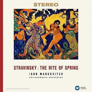 Stravinski - Rite Of Spring [Markevitch] [LP] (vinyl)