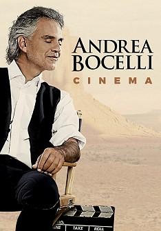 Andrea Bocelli - Cinema (blu-ray)