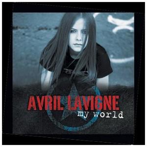 AVRIL LAVIGNE - MY WORLD (Cd + DVD)