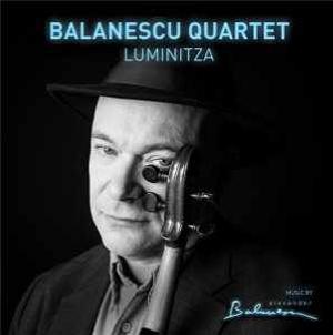 BALANESCU QUARTET - Luminitza [re-issue] (cd)