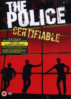 POLICE The - Certifiable [Box set] (2dvd+2cd)