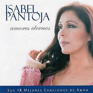 Isabel Pantoja - Amores Eternos (cd)