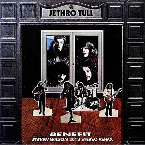 Jethro Tull - Benefit [Steven Wilson mix] (cd)