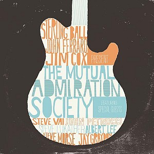 Sterling Ball/Ferraro/Cox - The Mutual Admiration Society (cd)