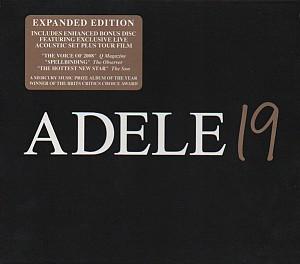 Adele - 19 [Deluxe ed. slipcase] (2cd)