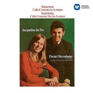 Schumann & Saint-Saens - Cello Concertos [Jaqueline Du Pre] [LP] (vinyl)