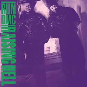 Run DMC - Raising Hell [LP] (vinyl)