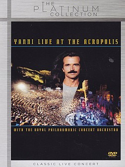 YANNI - Live at Acropolis [Platinum Series] (dvd)