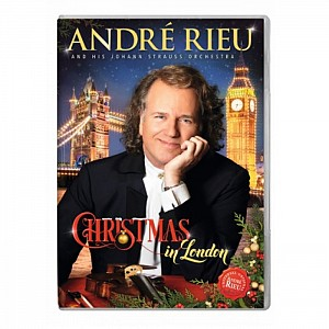 Andre Rieu - Christmas In London (dvd)