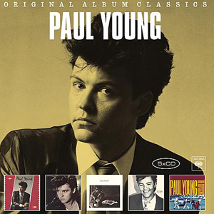 Paul Young - Original Album Classics (5cd)