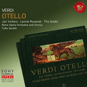 VERDI - OTELLO [Serafin] (2cd)