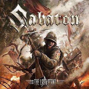 SABATON - The Last Stand (cd)