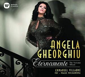 Gheorghiu Angela - Eternamente - The Verismo Album [LP] (vinyl)