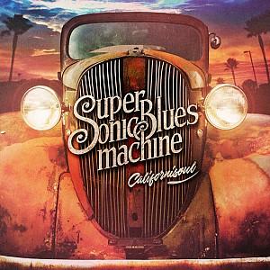 Supersonic Blues Machine - Californisoul [LP] (2vinyl)