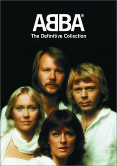 ABBA - THE DEFINITIVE COLLECTION (dvd)