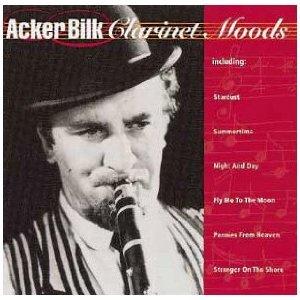 ACKER BILK - CLARINET MOODS [cd]