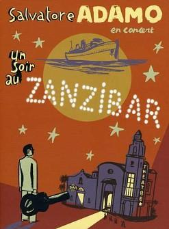 Adamao Salvatore - Un Soir Au Zanzibar (dvd)
