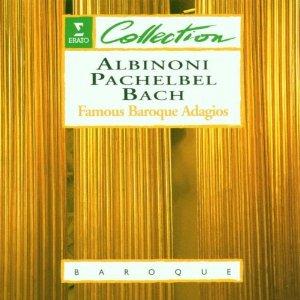 ALBINONI/PACHELBEL/BACH - ADAGIO [cd]