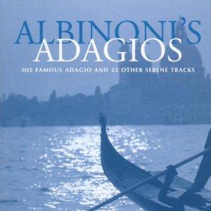 ALBINONI TOMASO - ADAGIOUS [cd]