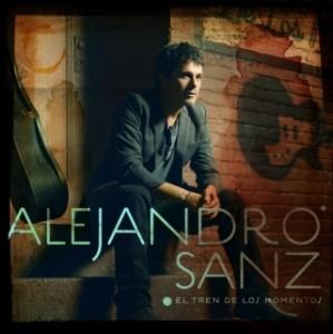 ALEJANDRO SANZ - EL TREN DE LOS MOMENTOS [cd]