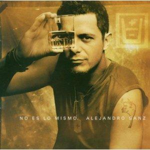 ALEJANDRO SANZ - NO ES LO MISMO (cd)
