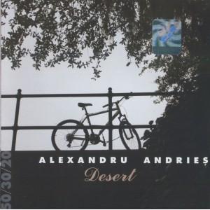 ALEXANDRU ANDRIES - DESERT (CD)