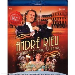 ANDRE RIEU - At Schonbrunn, Vienna (blu-ray)